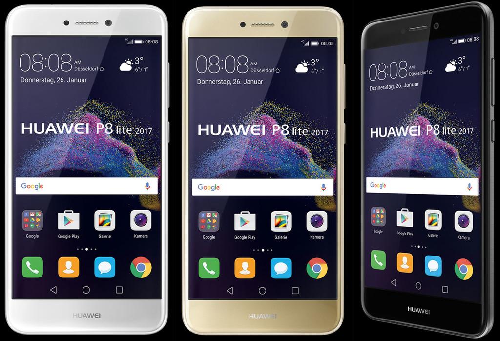 Huawei P8 Lite 2017 1