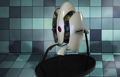 Las Aperture Sentry Turrets de 'Portal 2' reales y con licencia de Valve a la venta este mismo año