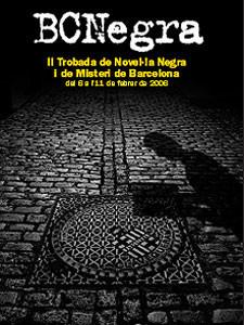 Encuentro de Novela Negra y de Misterio de Barcelona