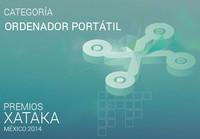 Mejor ordenador portátil, vota por tu preferido para los Premios Xataka México 2014