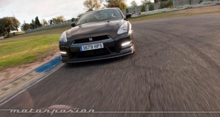 Nissan GT-R 2013 (prueba)