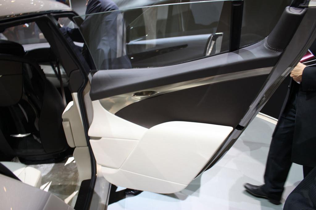 Foto de Aston Martin, el retorno del Lagonda  (7/9)