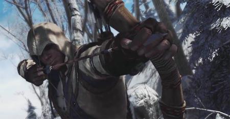 'Assassin's Creed III' se muestra con un extenso vídeo con gameplay y un magnífico tráiler [E3 2012]