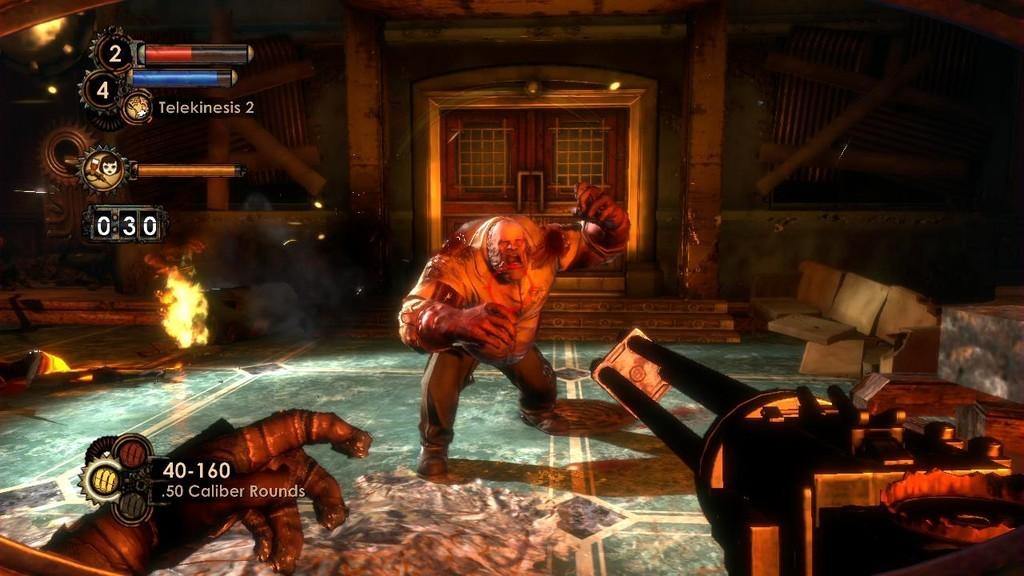 'Bioshock 2', nuevas imágenes (11/01)