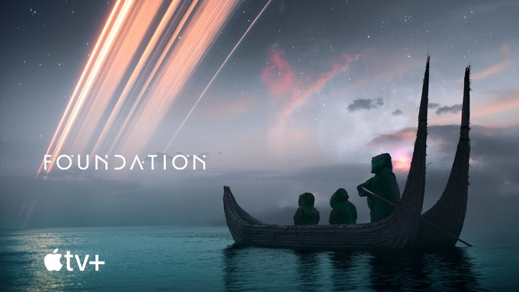 La serie 'Fundación' inspirada en los libros de Isaac Asimov se estrenará este septiembre