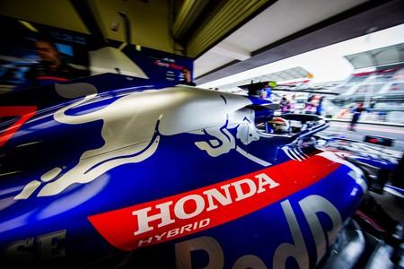 Toro Rosso Honda F1 2019