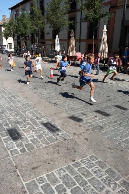 Las carreras para peques que se celebran por los pueblos de España