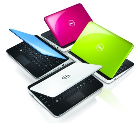 Dell Inspiron Mini 10 con Atom N450