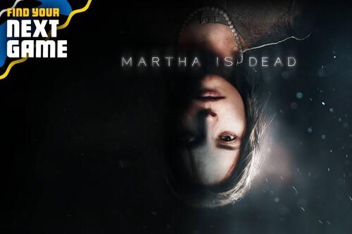 Martha Is Dead me ha demostrado lo bien que baila en la frontera entre el terror y el colapso psicológico