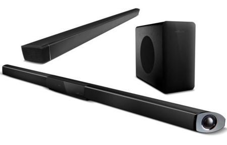 Energy Sistem Soundbar SB2 Hi-Fi y SB5 Bluetooth, barras de sonido envolvente