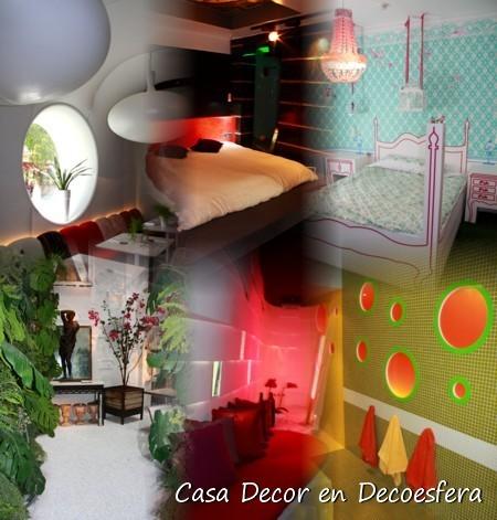 Casa Decor Madrid 2009. ¿Qué espacio te gustó más?