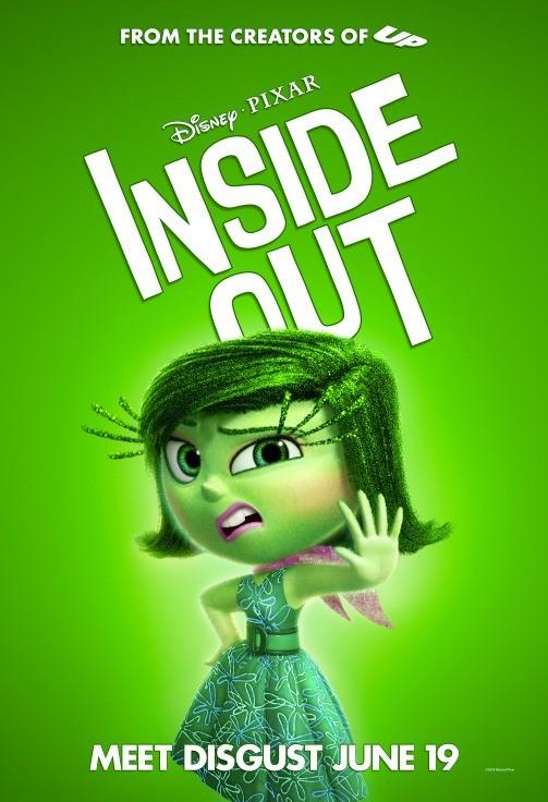 Foto de 'Del revés' ('Inside Out'), carteles (14/22)