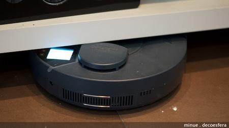 Comparativa neato Roomba - bajo muebles