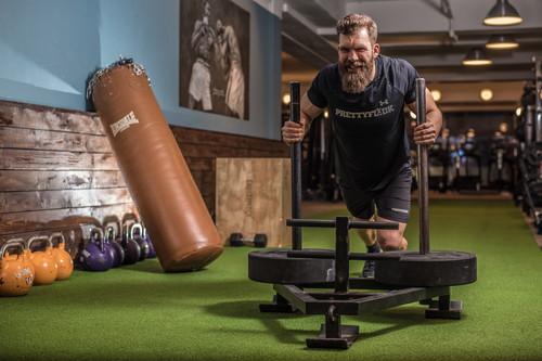 Los beneficios del CrossFit que notarás desde el primer día de entrenamiento
