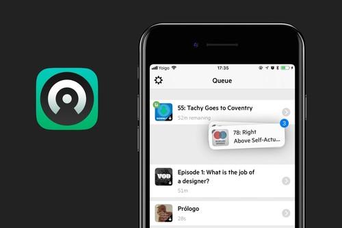 Castro 3.1 para iOS: audios directamente desde iCloud Drive y una mejor gestión de los capítulos