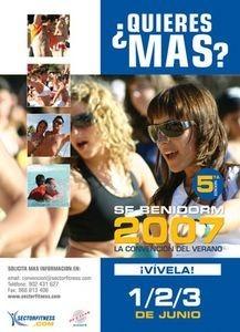 Convención Fitness en Aqualandia