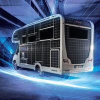 El loco mundo de las caravanas supertecnológicas