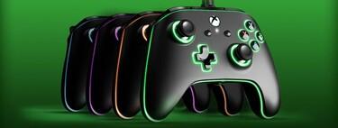 Control PowerA Spectra de oferta en Amazon México: para Xbox Series X|S sin baterías, botones adicionales y luces LED por 899 pesos