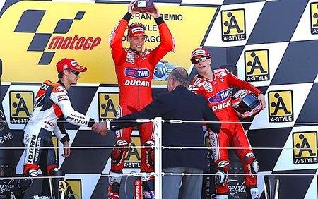 MotoGP Aragón 2010: lo mejor y lo peor de la carrera de MotoGP en Motorland
