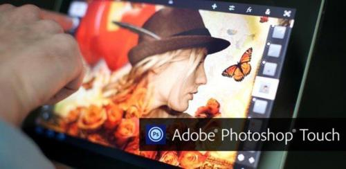 Adobe lanza Photoshop Touch, Collage, Debut, Ideas, Kuler y Proto en el Android Market