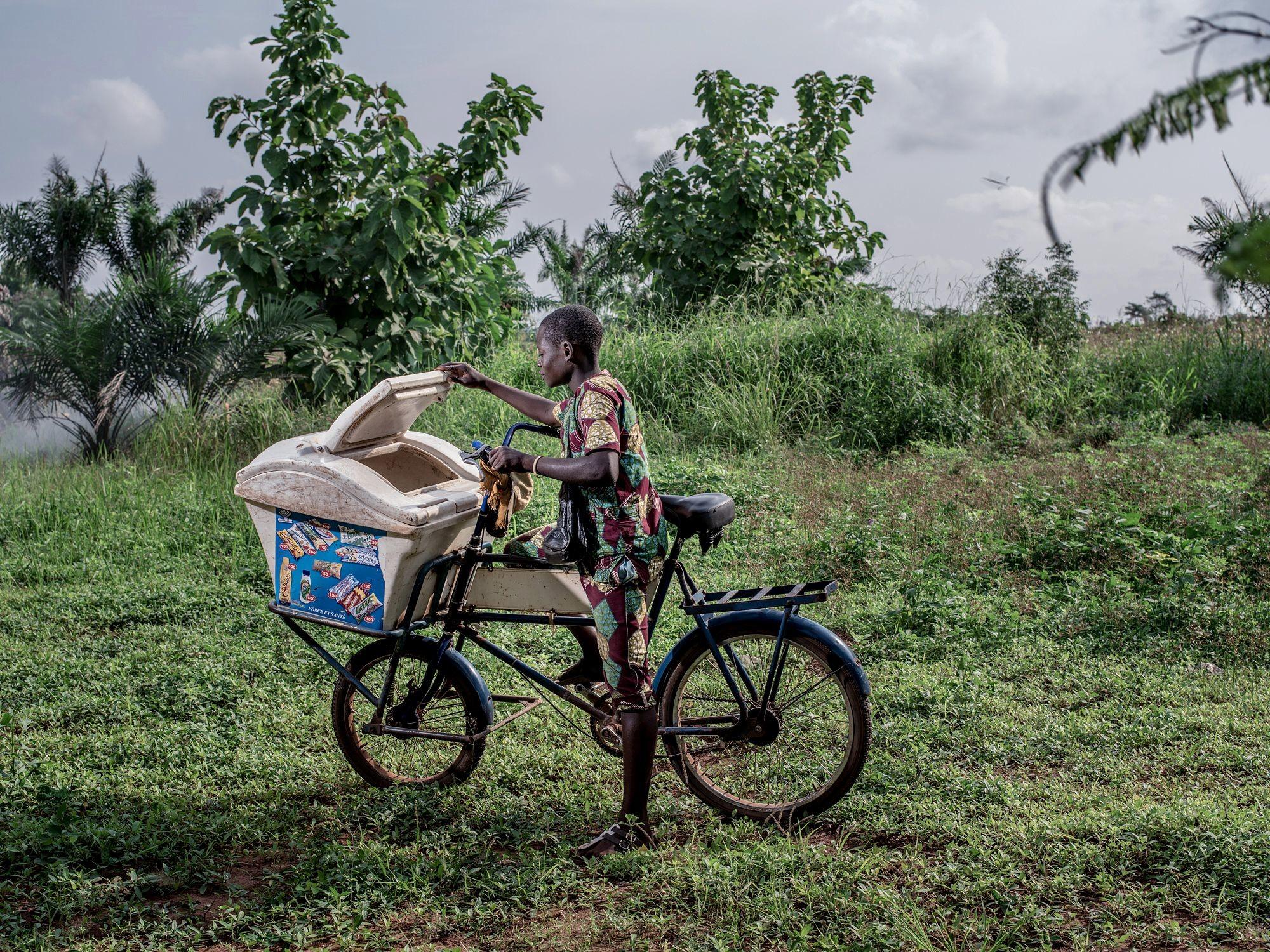 Las fotos rescatadas por el jurado. Portraits awards Lensculture 2017