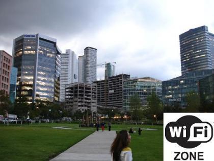 Conexiones wifi en Ciudad de México