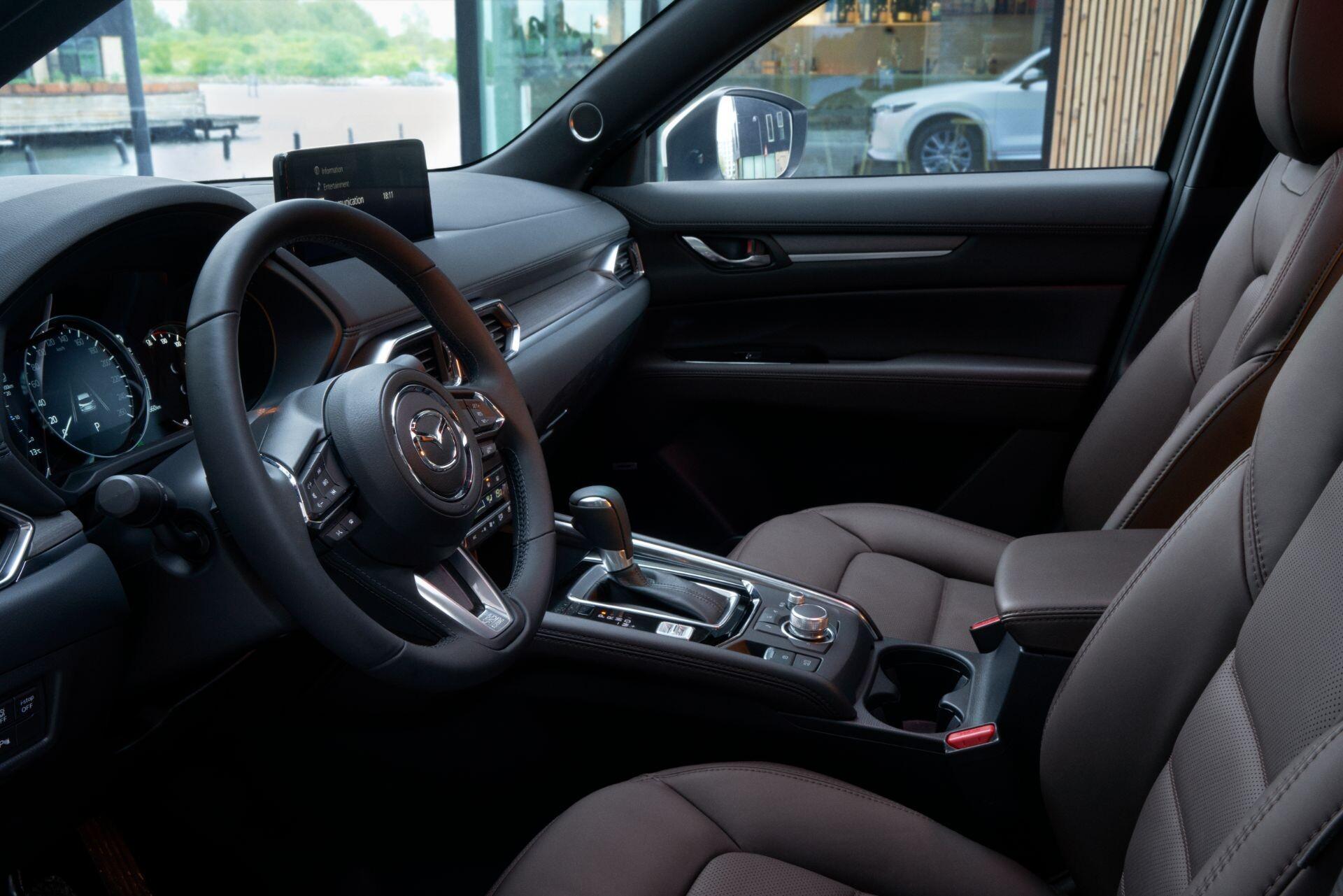 Foto de Mazda CX-5 2022 (23/29)