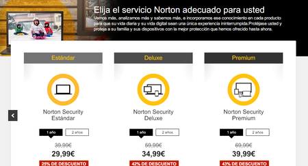 Norton 2016 Software Productos Y Servicios Norton
