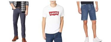 Más ofertas de Levi\'s en Amazon: si tienes suerte con la talla puedes hacerte con algunas gangas