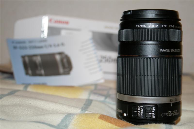 Foto de Canon EF-S 55-250mm f/4-5.6 IS (18/29)