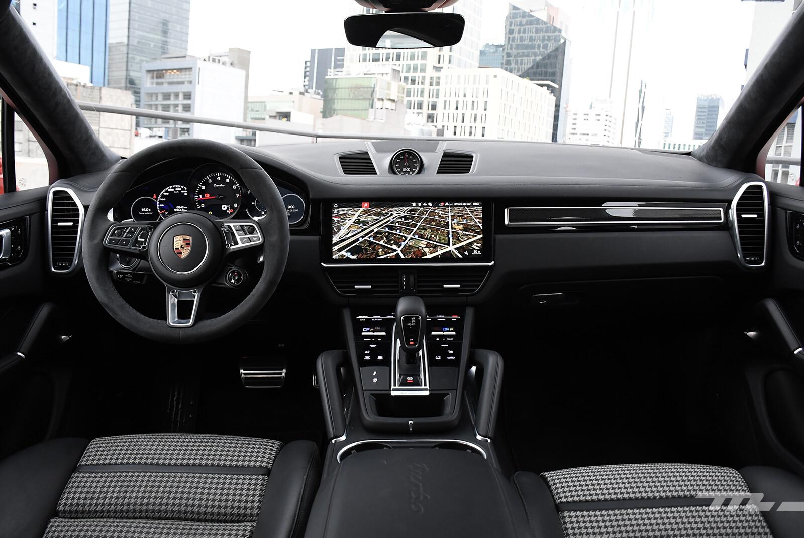 Foto de Porsche Cayenne Turbo Coupé (prueba) (17/28)