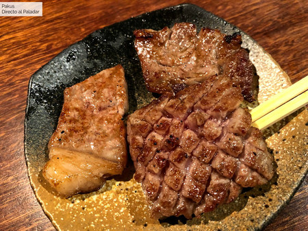 Cortes Cocinados De Wagyu Kobe