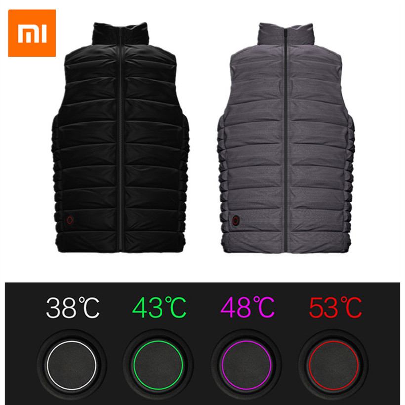Chaleco calefactable Xiaomi Youpin