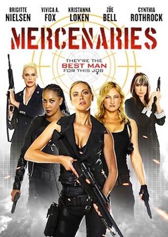 'Mercenaries', tráiler y cartel de la versión Asylum de 'Los Mercenarios'