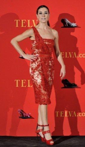 Raquel Sánchez Silva: Premios Telva 2010