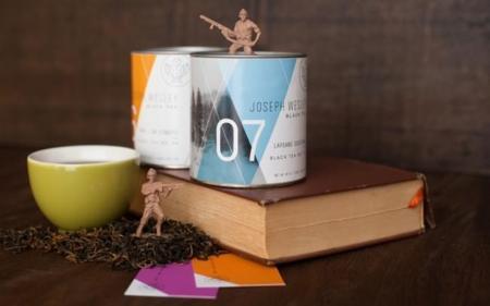 ¿Adicto al té? No te pierdas el black tea de Joseph Wesley