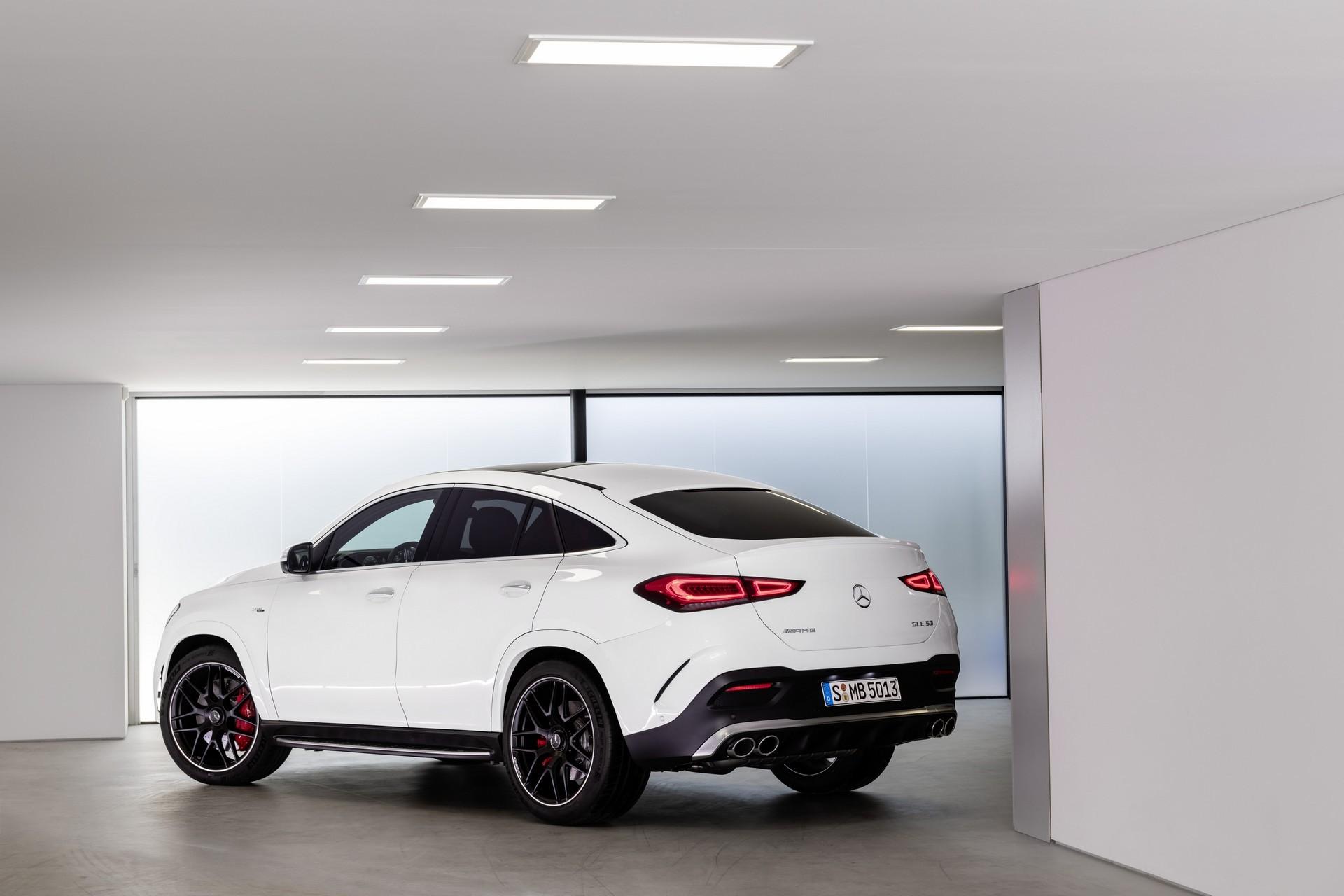 Foto de Mercedes-Benz GLE Coupé 2020 (32/52)