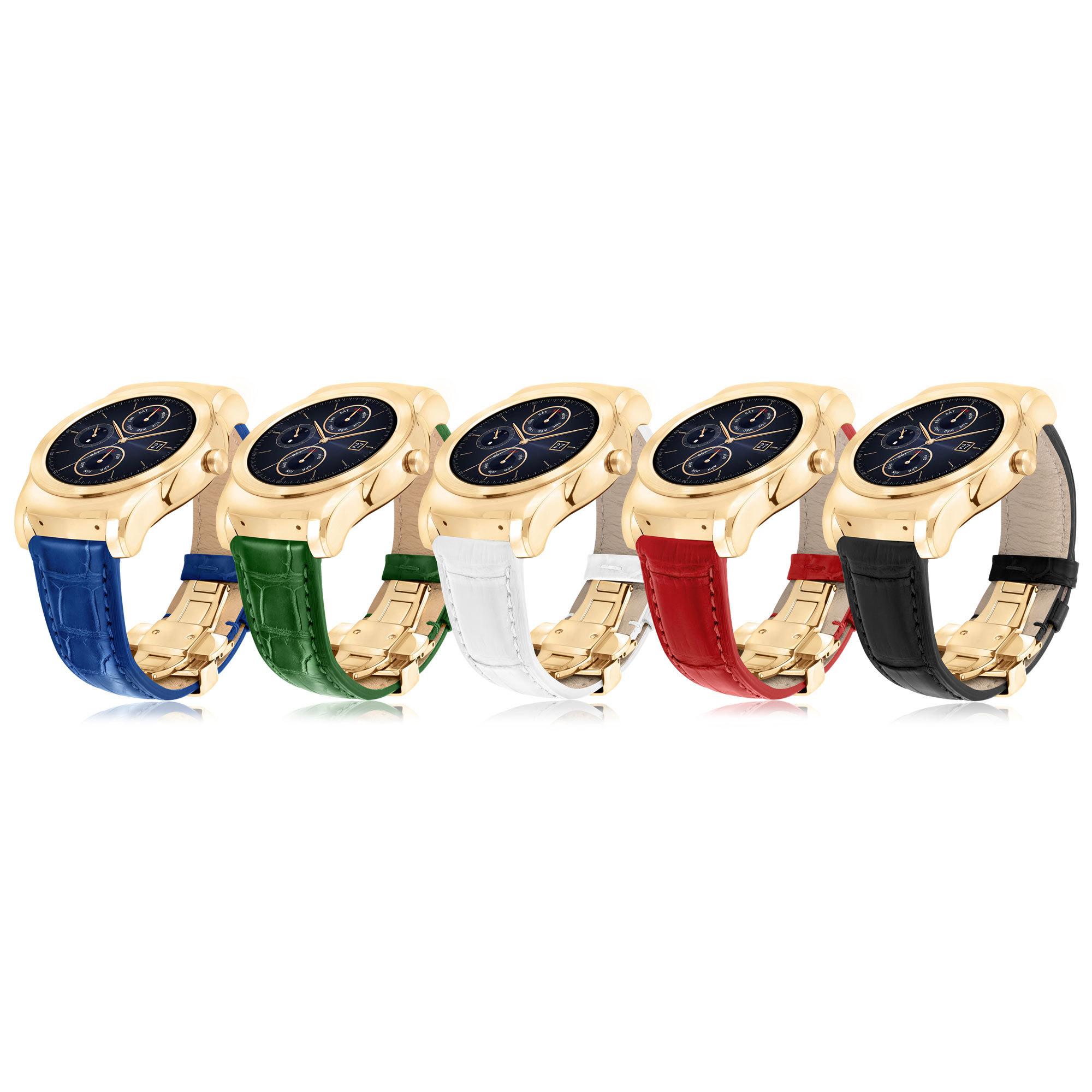 Foto de LG Watch Urbane Luxe (4/5)