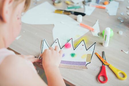 17 manualidades de los Reyes Magos fáciles y bonitas para hacer con los niños