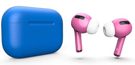 Airpods Pro Personalizados Airpods Pro De Colores Ejemplo