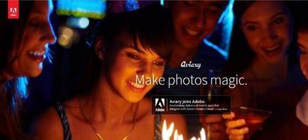 Adobe compra Aviary y lo integrará en un nuevo SDK para apps de terceros