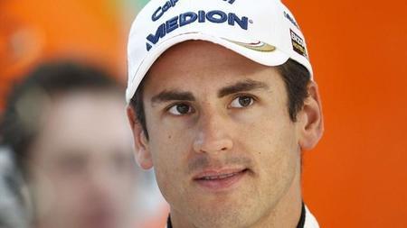 Adrian Sutil no aceptará ser tercer piloto de Force India