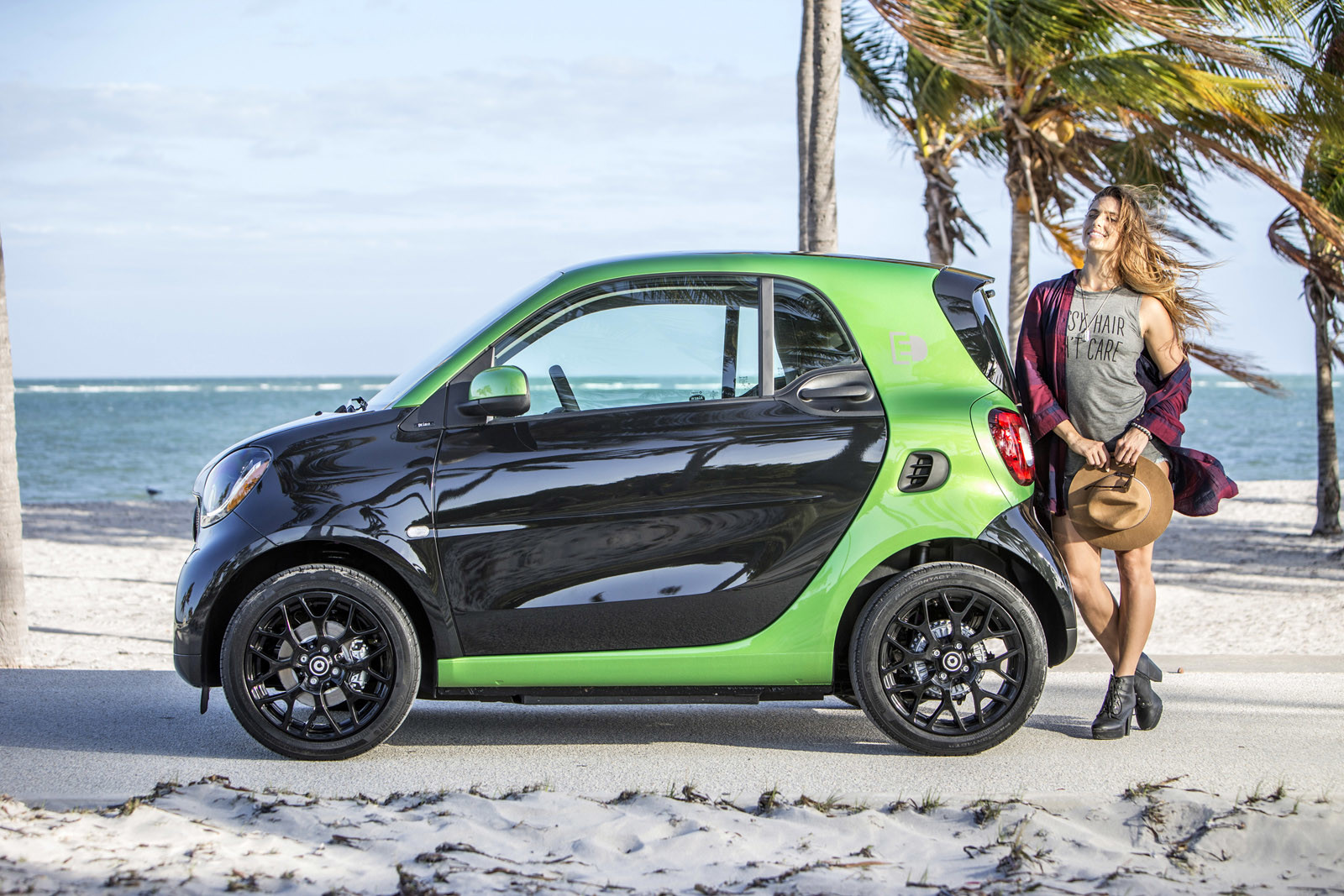 Foto de smart fortwo Electric Drive, toma de contacto (267/313)