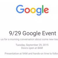 Es oficial, Google confirma un evento especial para el próximo martes 29 de septiembre