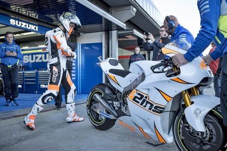 Rins Motogp 2017 Test