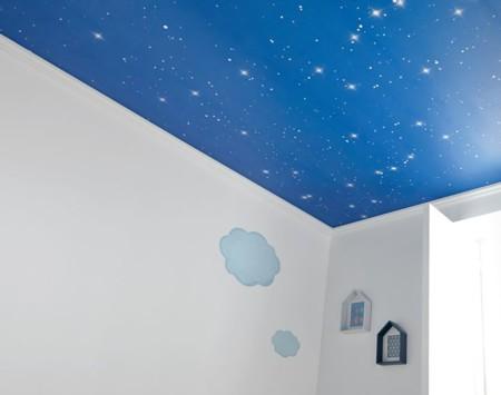 Cambia de perspectiva techos que se llevan todo el protagonismo - Como pintar paredes y techos ...
