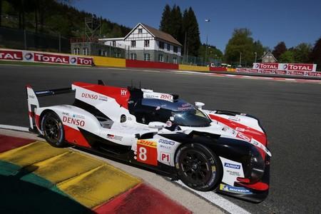 ¡Fernando Alonso vuelve a ganar! Victoria del Toyota #8 en las 6 Horas de Spa-Francorchamps