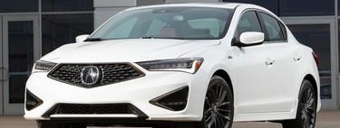 Acura ILX 2019: Precios, versiones y equipamiento en México