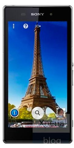El nuevo smartphone Sony i1 Cybershot podría llevar un sensor de compacta