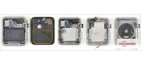 Apple Watch Teardown Chipworks
